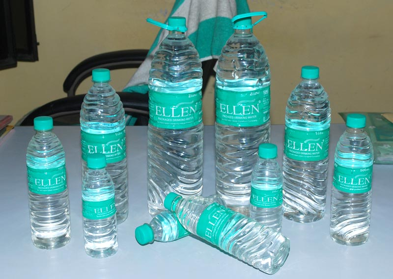 packaged drinking water product Likely as a result of the rise of bottled water, public drinking fountains have become less common — making consumers even more likely to buy bottled water position your product as a.