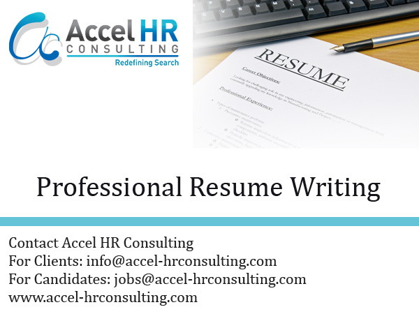 good professional resume writing service