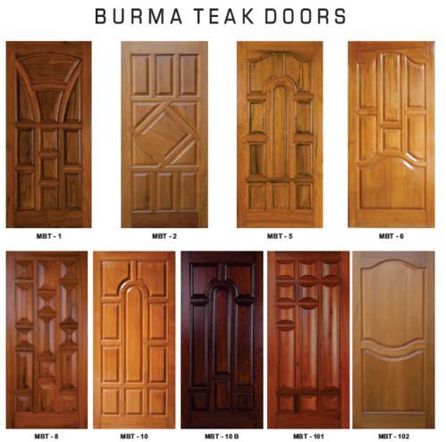 Products Buy Burma Teak Wood Door From H K Timbers Pvt