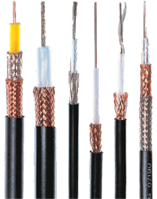 Coaxial Cables Manufacturer Indelhi Delhi India By Synergy