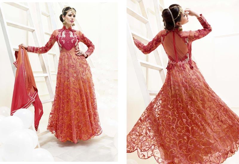 Products - Designer Zari Resham Embroidered Dress Exporters ...