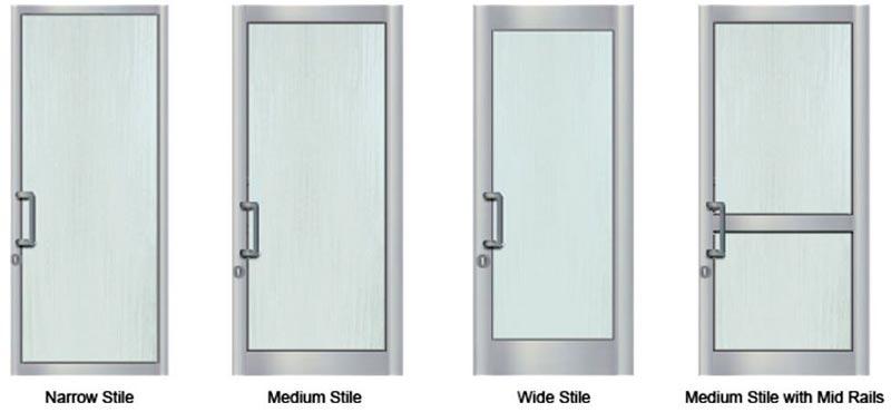 Aluminum Doors Kawneer Aluminum Doors