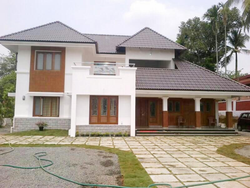 Services Roof Tiles From Thrissur Kerala India By Clay