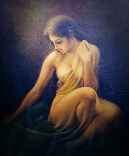 Great hot sexy china nude hd paintings