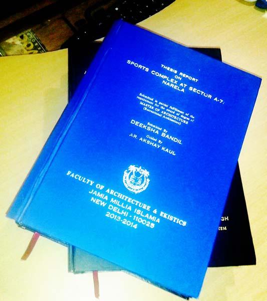 thesis print binding oxford