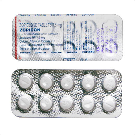 Buy zopiclone pills