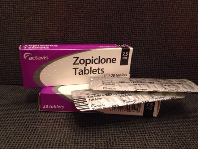 Zopiclon 10 mg