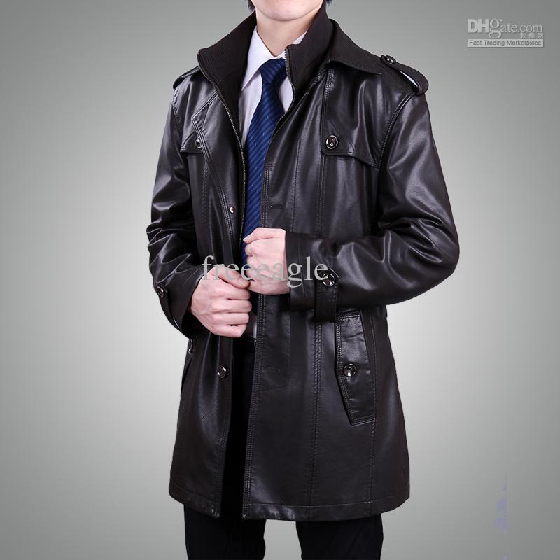 Leather Overcoat Manufacturer In Tamil Nadu India By Salis