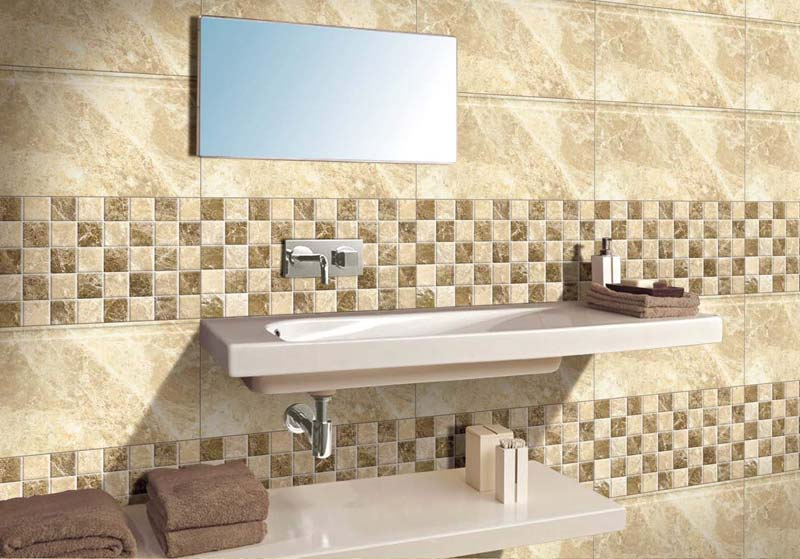 Kajaria bathroom tiles texture with new styles Kajaria bathroom tiles design in india