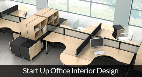 Start up office interior design service in panchkula for Office interior design services