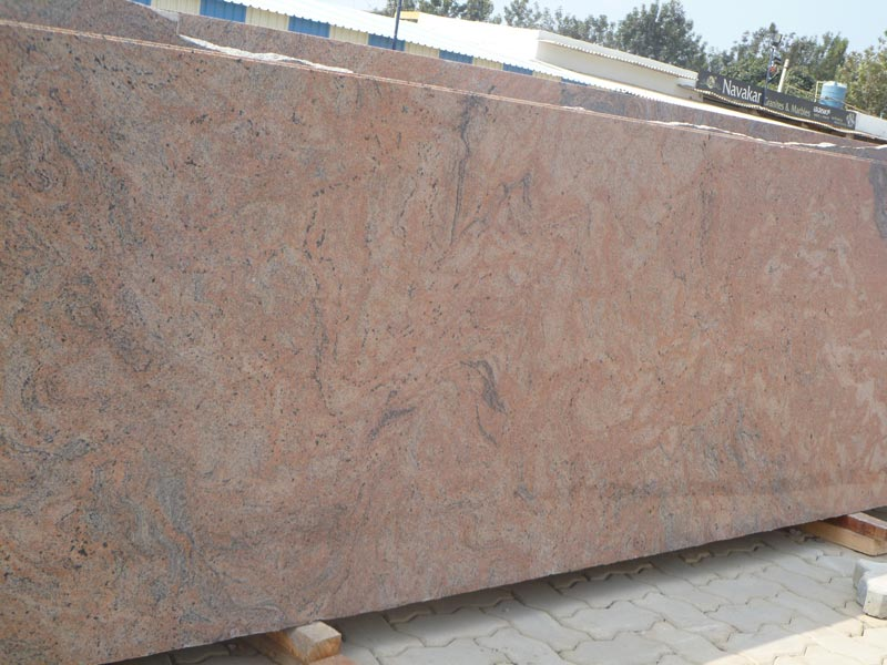 Products Florecent Pink Granite Slabs Manufacturer