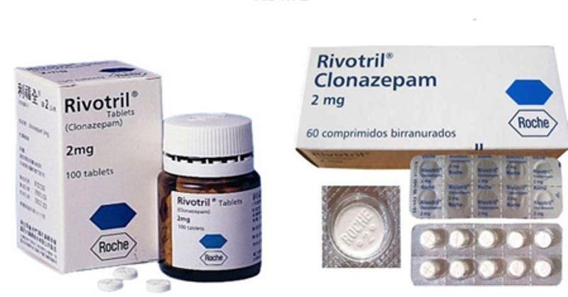 0 25 mg rivotril