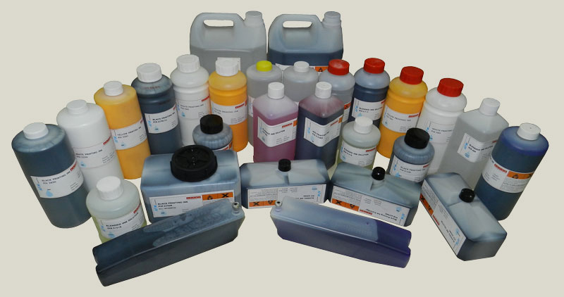 ALL TYPE CIJ INKJET PRINTER , PRINTER INK , MAKEUP AND SPARE PARTS