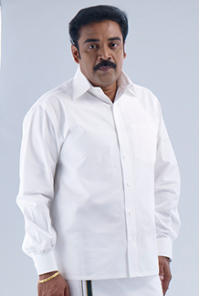 Products - Pure Cotton White Shirt Manufacturer in Tamil Nadu ...