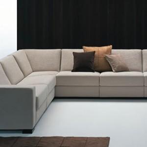 modern l shaped sofa fla47 - Modern Furniture Online