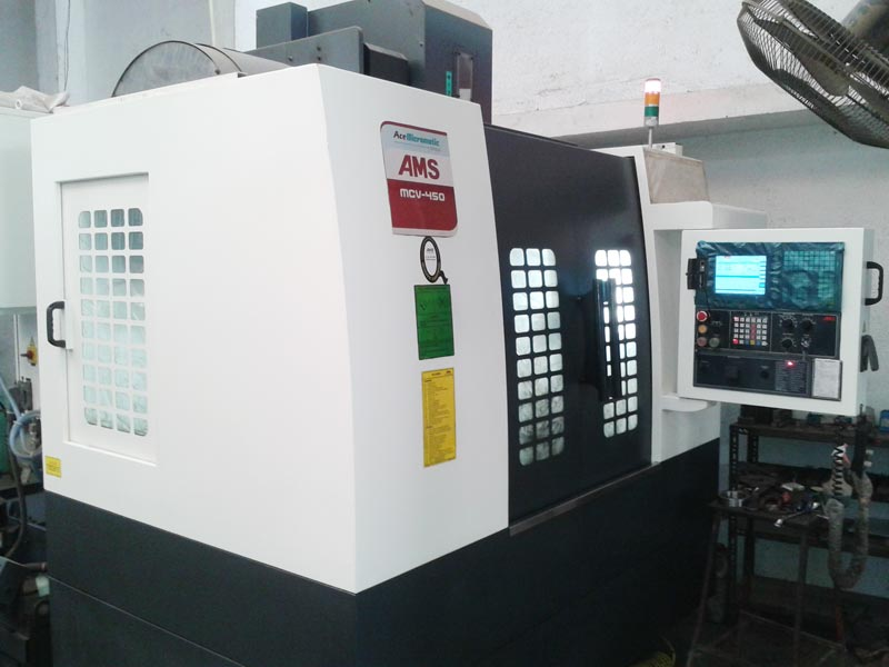 vmc cnc machine