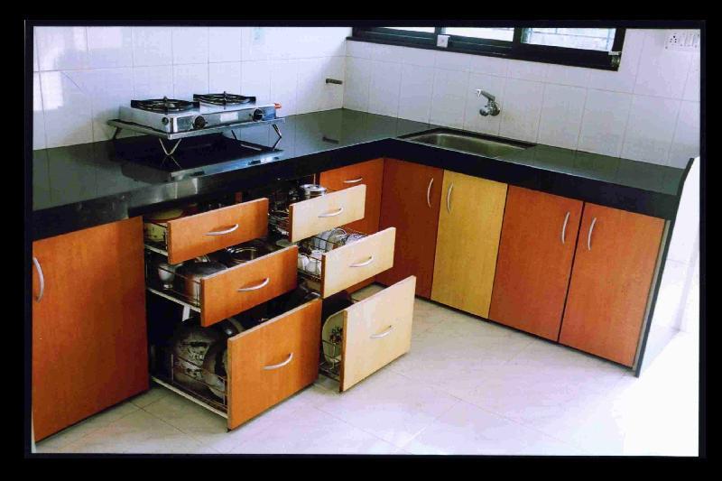 Modular Kitchen Trolleys Manufacturer Innagpur Maharashtra India By Jain Doors Plywoods Id