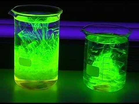 Красивые опыты по химии в домашних условиях