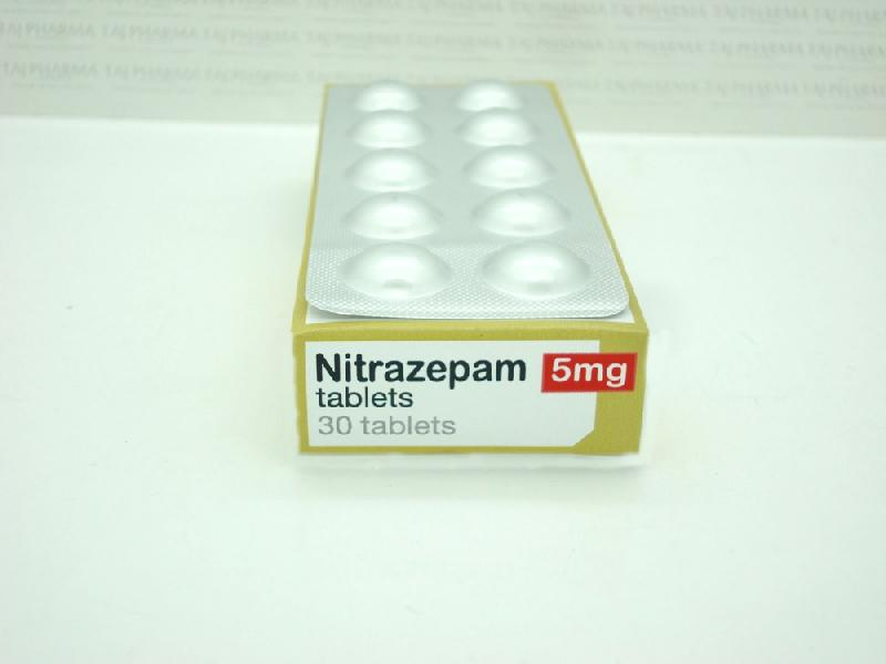 Nitrazepam bp 5mg