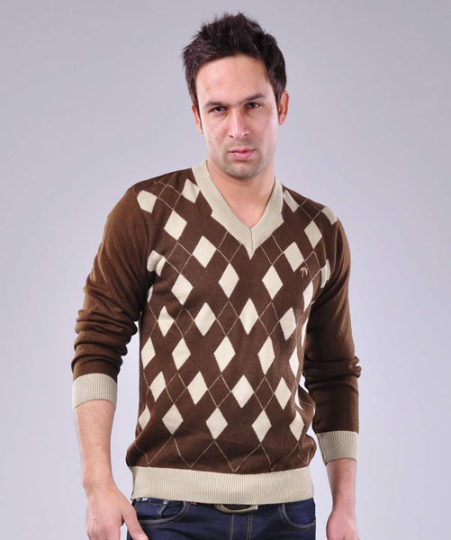 Sweater (SK-104-Coffee)