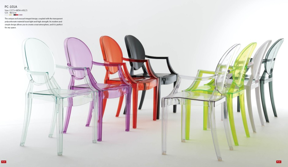 Buy Louis Ghost Chair Plastic Ghost Chair Clear Ghost Chair From Ntuple Furni