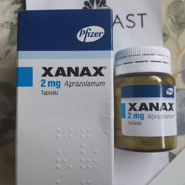 Xanax sprzedam 2mg
