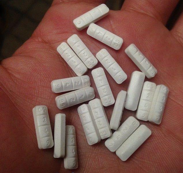 Xanax mg bars