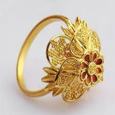 Finger Rings Designs For S Products Gold Ring Manufacturer Inambala Ha India By