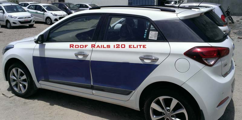 Products - Buy Enjoy Roof Rails from SHUBH AUTOMOTIVE ACCESSORIES PVT. LTD., New Delhi | ID ...