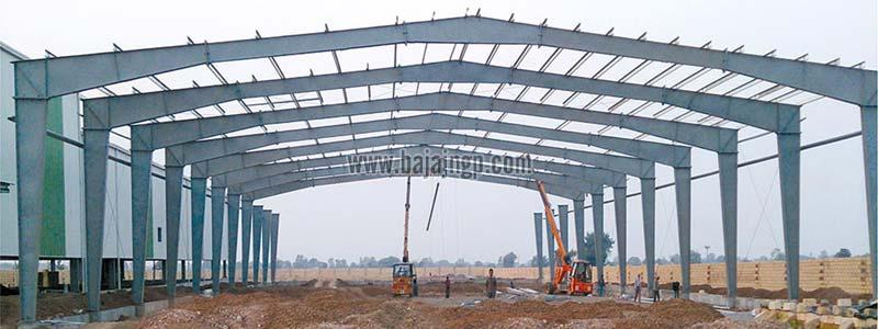 Products prefabricated shed manufacturer innagpur for Pre engineered house plans