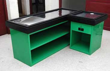 Kauntar Tabil : Buy Cash Counter Table from M/s. Jai Engineering Services, Chennai ...