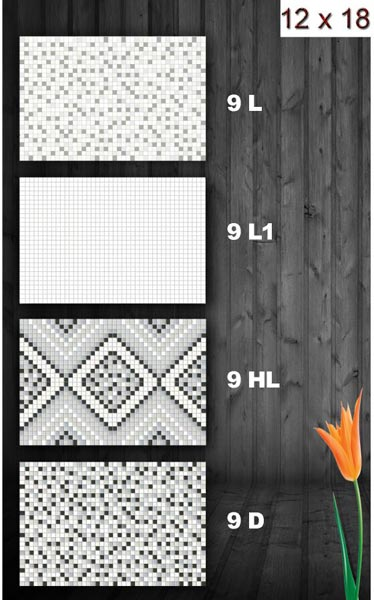 Creative Ceramic Bathroom Tiles In Morbi  Manufacturers And Suppliers India