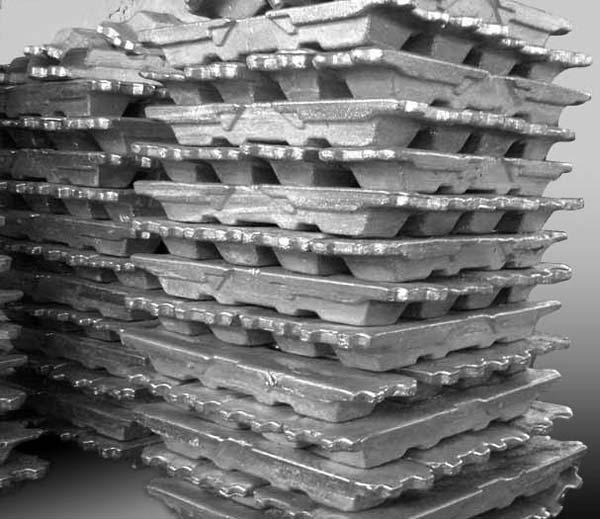 Galvanized Steel Ingot Distributor Belarus