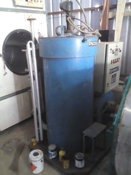 Steam Boiler: Thermax Steam Boiler