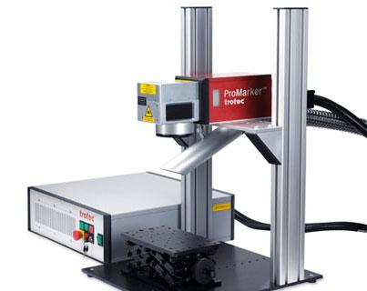 Buy Promarker Galvo Laser Marking Machine from Gloage, India   ID ...