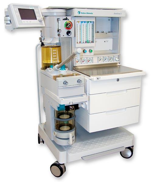 new anesthesia machine