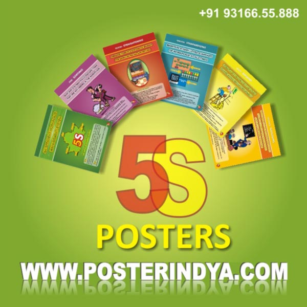 Buy 5s - Posters from Posterindya, PANCHKULA, India | ID - 390681: www.exportersindia.com/poster_indya/5s-posters-panchkula-india...