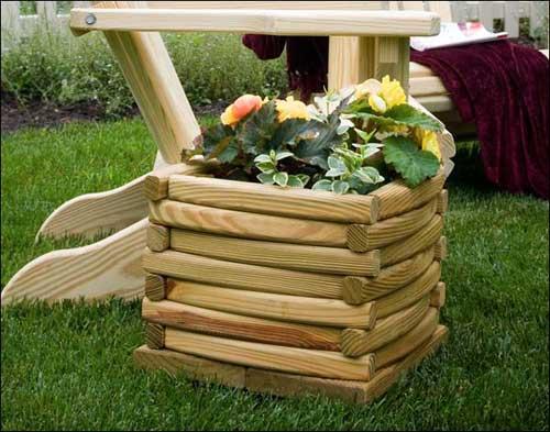 Pine Wood Planter Manufacturer Manufacturer From Kutch