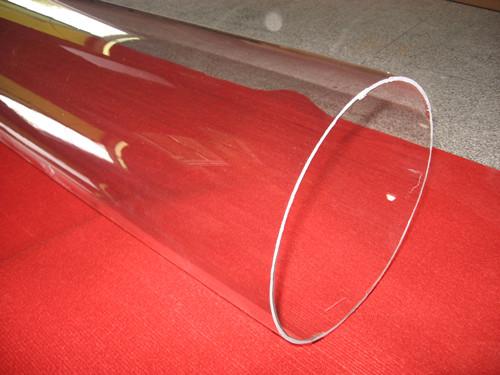 Products quartz tube large diameter