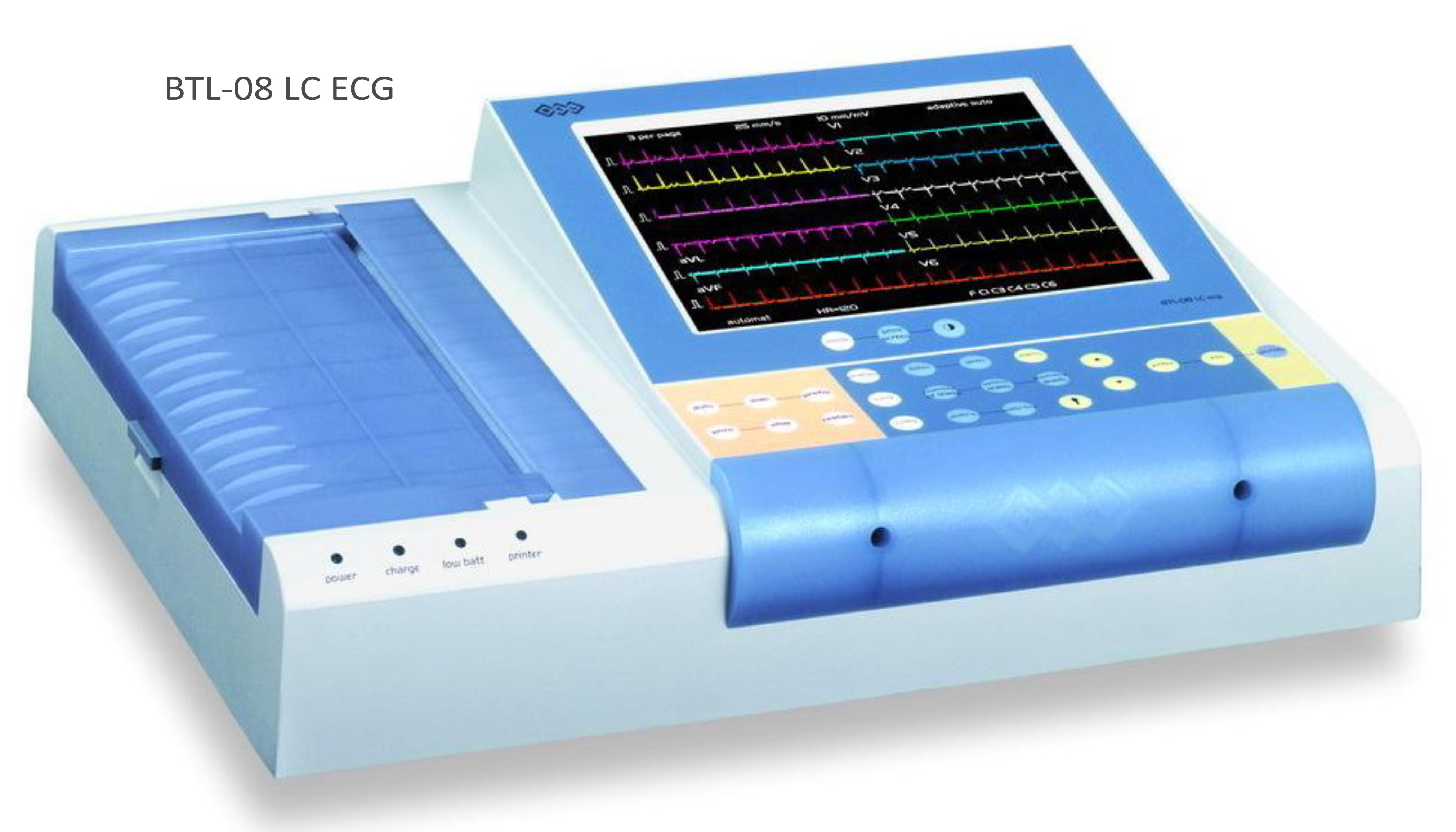 ECG Machine 12 Channel Manufacturer inNew Delhi Delhi India by ...