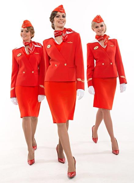 Air Hostess Uniform 59