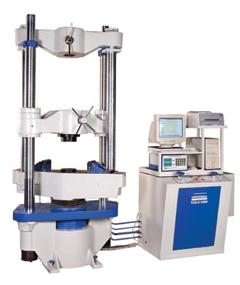 Universal Testing Machine Manufacturer in Maharashtra India by ...
