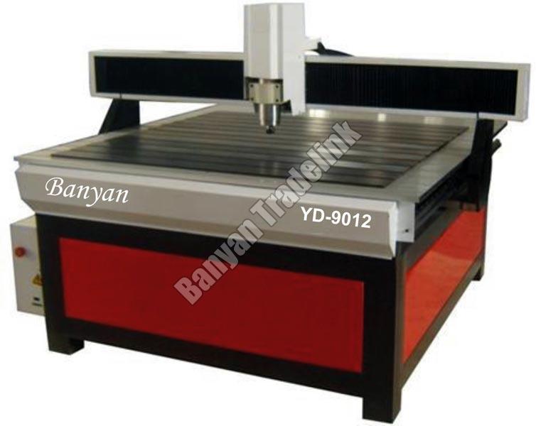 Wood Cutting Cnc Router Machine Manufacturer inRajkot Gujarat India ...