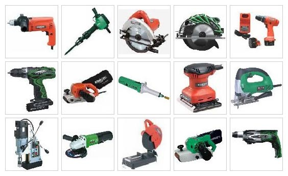 Power Tools (B-002)