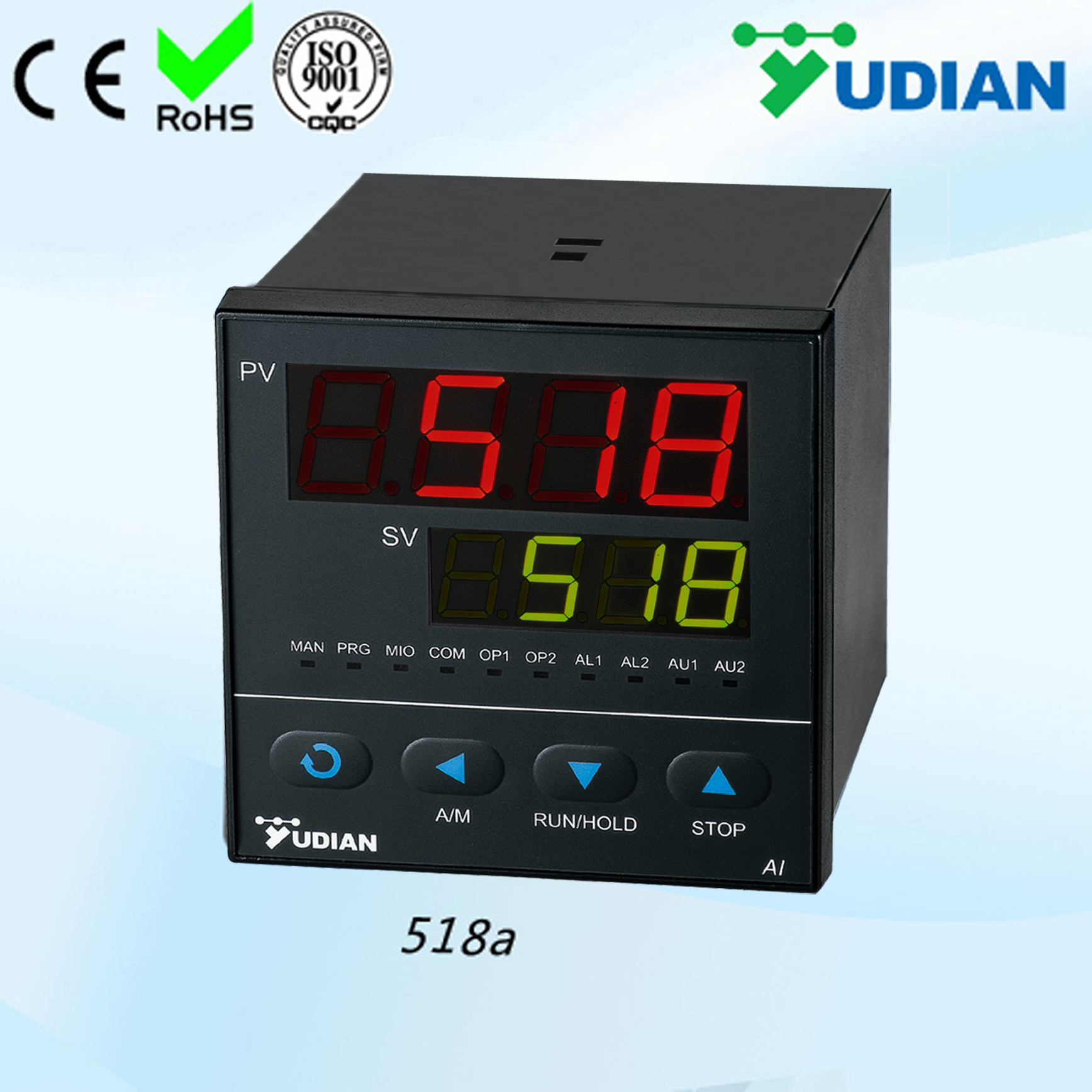 Yudian Temperature Controller Manufacturer in Fujian China by Yudian  #768908
