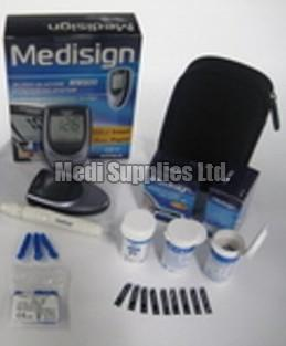 Medisign Blood Glucose Monitor (MM800)