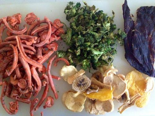 dehydrated vegetables - photo #26