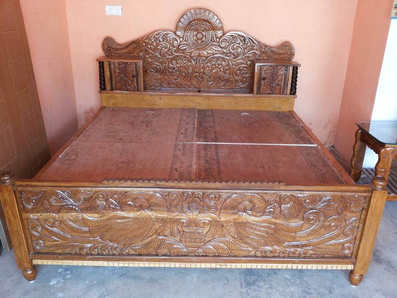 Wooden Box Bed Designs Pictures In India Bedroom And Bed