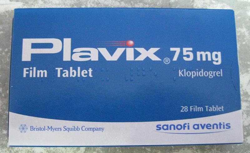 Plavix 75 Mg Picture