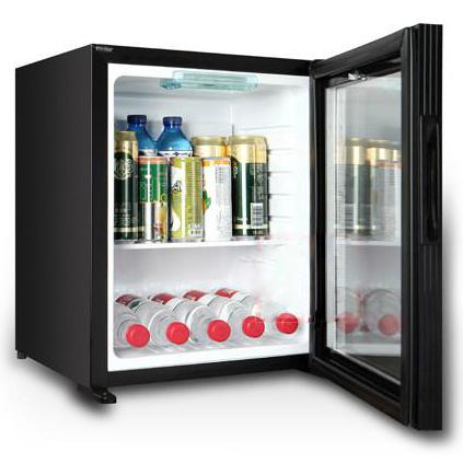 Buy Absorption Hotel Mini Bar Glass Door Mini Fridge From